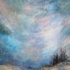 Storm Mixed media and acrylic 16 x 20