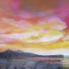 s39.-PInk-sky-over-the-range-12-x-24-in.-