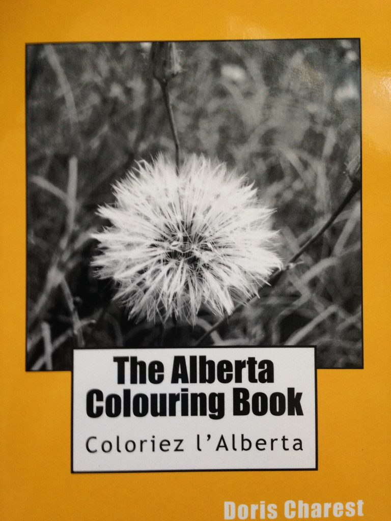 Colorier l'Alberta